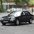 1:32 free shipping Mercedes-Benz Alloy Diecast Car Model Pull Back Toy Car model Electronic Car classical car Kids Toys Gift