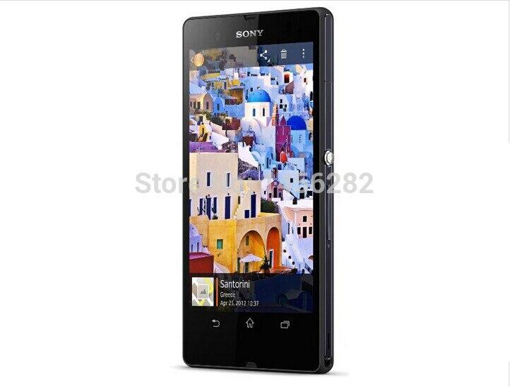 Sony Xperia Z המקורי נעול טלפון נייד Sony L36h 16GB Quad-core 3G ו-4G GSM, WIFI, GPS 5.0