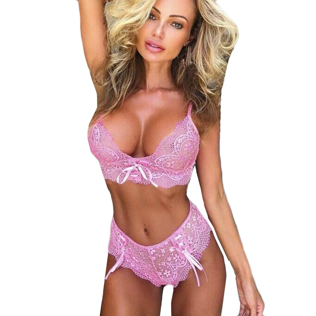 New   bra     set   fashion sexy women lingerie Lace lingerie Erotic underwear lenceria mujer Spandex women lingerie