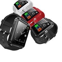 Neue Ankunft Touchscreen Bluetooth U8 Smartwatch Sport Uhr Smart Uhr Radfahren