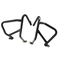 Motorcycle Front Engine Guard Highway Crash Bar Protection For BMW R1200R 2015 2016 2017 Black Silver