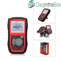 [AUTEL Distributor] AutoLink AL539 NEXT GENERATION OBD2+Electrical Test Tool Auto Link AL 539 Internet Update Multilingual menu