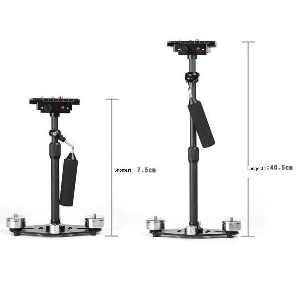 DSLR camera 5D2 carbon fiber handheld stabilizer video steadicam dslr steadycam