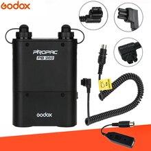 Kit batterie Flash Speedlite noire Kit PB960 4500 mAh + câble de PB USB pour Nikon canon Yongnuo Godox Flash Speedlite Sony