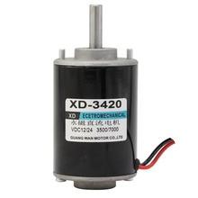 3420,, 12V24V DC high-speed mute motor 30W micro-speed motor small motors are reversing motor стоимость