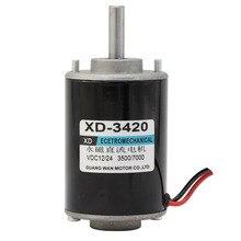 3420,, 12V24V DC high-speed mute motor 30W micro-speed small motors are reversing