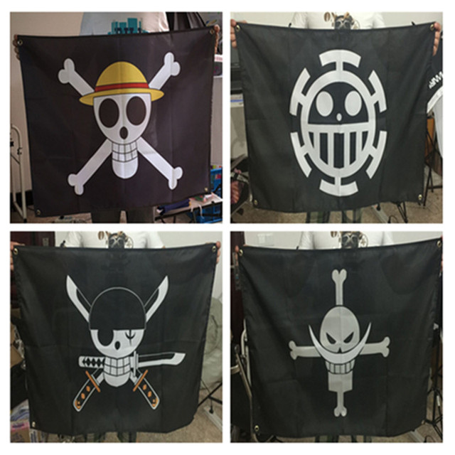 One Piece Flag | Free Shipping Worldwide | # 1 Fan Store Official One Piece Jolly Rogers