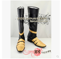 Free Shipping! Cosplay Final Fantasy VII Vincent Valentine Cosplay Boots