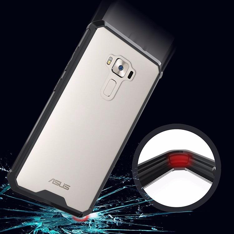 QTNED Hybrid Հեռախոսի հետևի կափարիչ Asus Zenfone - Բջջային հեռախոսի պարագաներ և պահեստամասեր - Լուսանկար 3