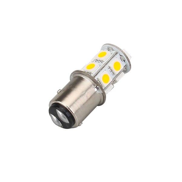 4pcs/lot 1157 LED BUBL P21W 12V 24V 13LED 5050SMD BULB vehicle tail lights brake lights reverse lights turn signals side