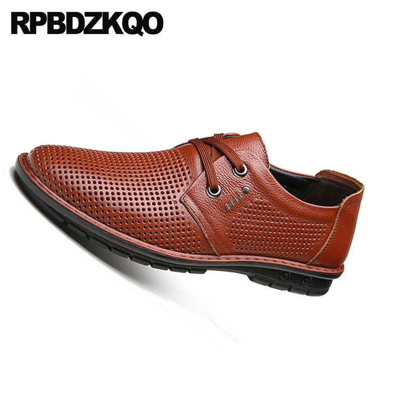Negócio Slip Sapatos Grande Italiana Deslizamento Homens Formais Vestido Escavar Brown 13 Hole Em black Casuais Oxfords coffee Hole Personalizado 48 Slip Slip coffee Hole Escritório brown 14 Sandálias Slip black Respirável brown 1 black black Tamanho coffee 1 brown rTx7qrA
