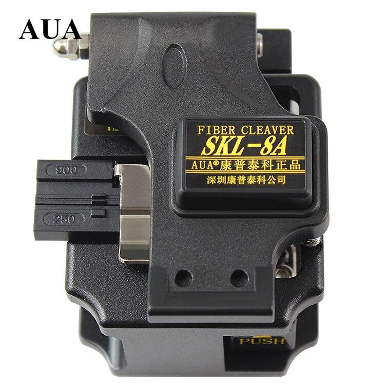 Metal Fiber Cleaver Cable Cutter SKL-8A FTTH Fiber Optic Cold Fiber Cleaver Cutter