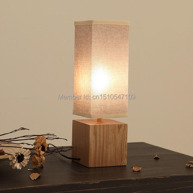 Decorativa casera de madera lámparas de mesa moderna y simple lámpara de mesa lámpara de escritorio.jpg