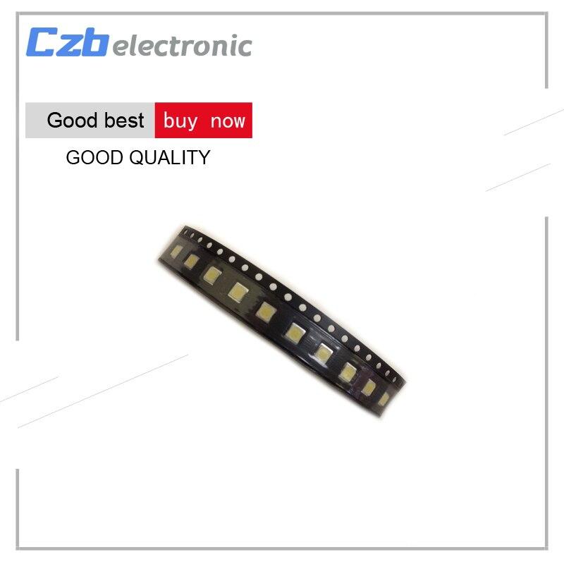 50 шт. для ЖК-дисплей ТВ Ремонт для <font><b>LG</b></font> светодиодный ТВ подсветка полосы света с светло-светодиод <font><b>3535</b></font> SMD светодиодный бусины 6 В