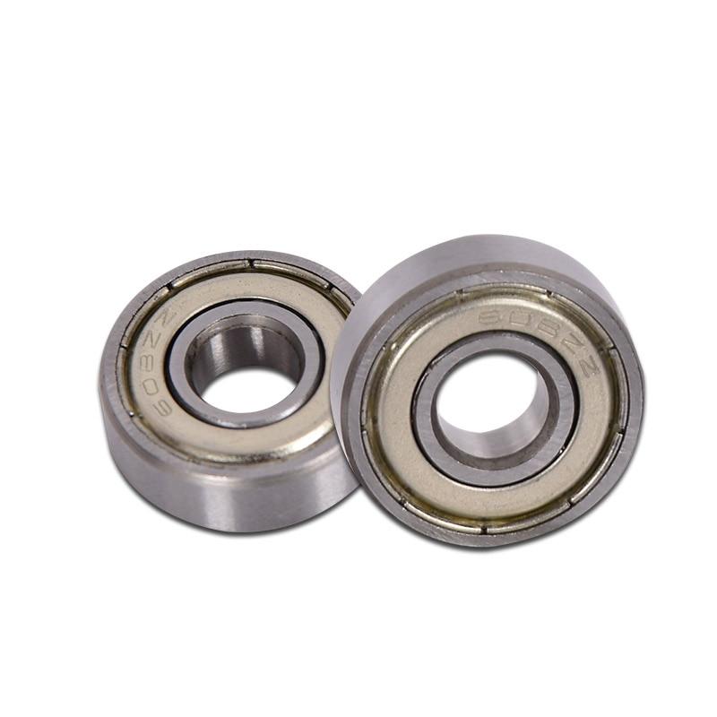Miniature Deep Groove Ball Bearing MR126 6x12x4 MR128 8x12x3.5 MR137 7x13x4 MR148 8x14x4 MR149 9x14x4.5 ZZ