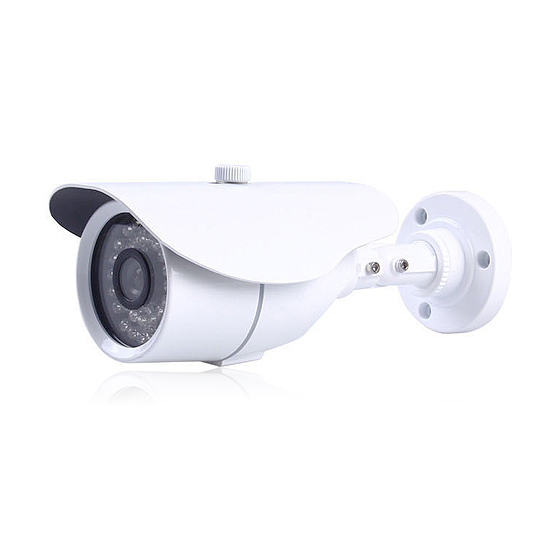 1.3MP 960P Camera  Network IR Bullet Securiy CCTV IP camera, ONVIF 2.0, 3.6mm lens with ICR,30M IR Range bullet camera tube camera headset holder with varied size in diameter