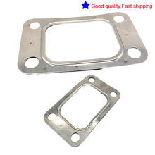 Multi Layers 5 Layer T3 T34 T35 T38 Turbo Turbine Inlet Manifold Gasket stainles