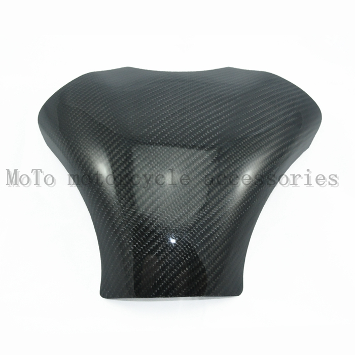 Brand New Motorcycle Carbon Fiber 3D Tank Pad Protector For ZX6R ZX-6R ZX600 2007-2008 free shipping new style motorcyle accessories carbon fiber motorcycle exhaust pipe muffler for kawasak zx 6r zx 9r zx 10r