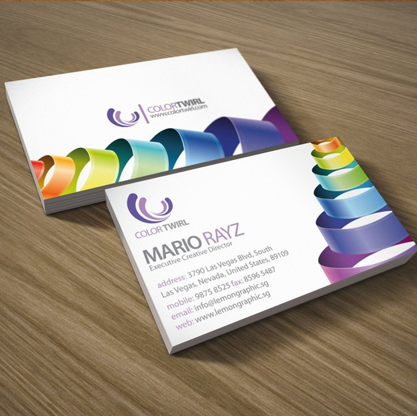 300gsm 330gsm 350gsm 400gsm white Paper visiting Card name cards ...