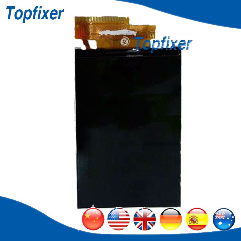 LCD For Explay Bit LCD Display Screen Replacement Parts 1PC/Lot explay для смартфона explay craft