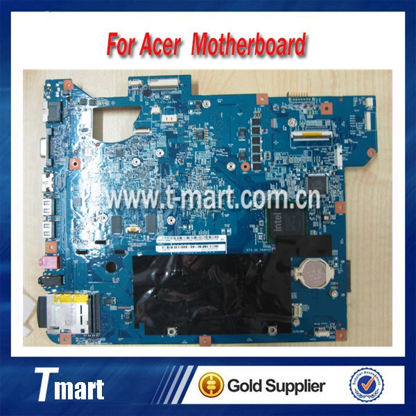 ФОТО 100% working Laptop Motherboard for ACER TJ65 TJ68 MS2273 PM45 MBWG801.001 48.4BU04.011 System Board fully tested