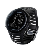 SUNROAD Fishing Barometer Watch FR720A Altimeter Thermometer Weather Forecast 50M Waterproof Stopwatch Smart Men Watch