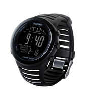 SUNROAD Men Watches Digital Wacth Altimeter Thermometer Weather Forecast Stopwatch Smart Running Sports Clock Reloj Hombre