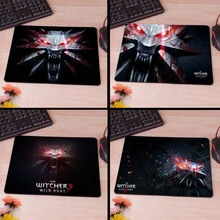 2016 witcher 3 medallion News Sell New Small Size  Mouse Pad Non-Skid Rubber Pad 220mmX180mmX2mm and 250mmx290mmx2mm