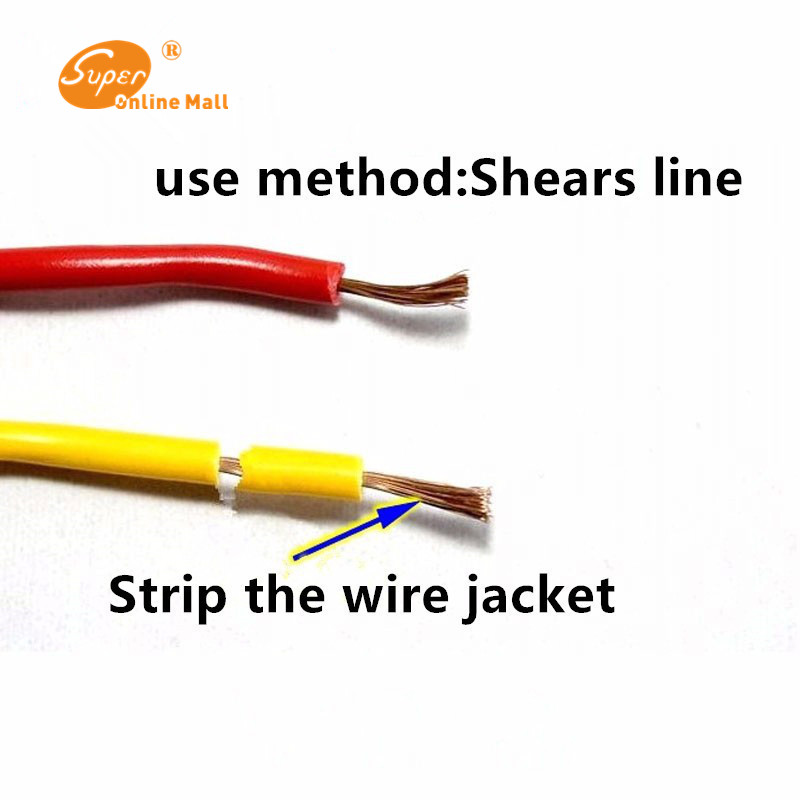 100pcs/lot P1 Insulated Splice Wire Twist Nut wire connector ...
