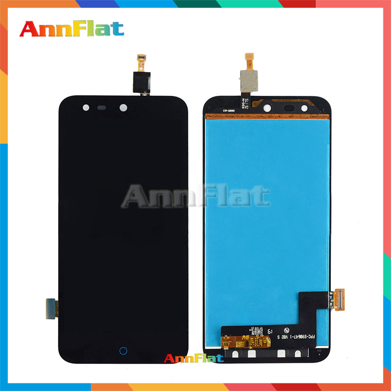 10pcs high quality 5.0'' For <font><b>ZTE</b></font> Blade X5 /Blade D3 <font><b>T630</b></font> LCD Display Screen With Touch Screen Digitizer Assembly Free shipping image