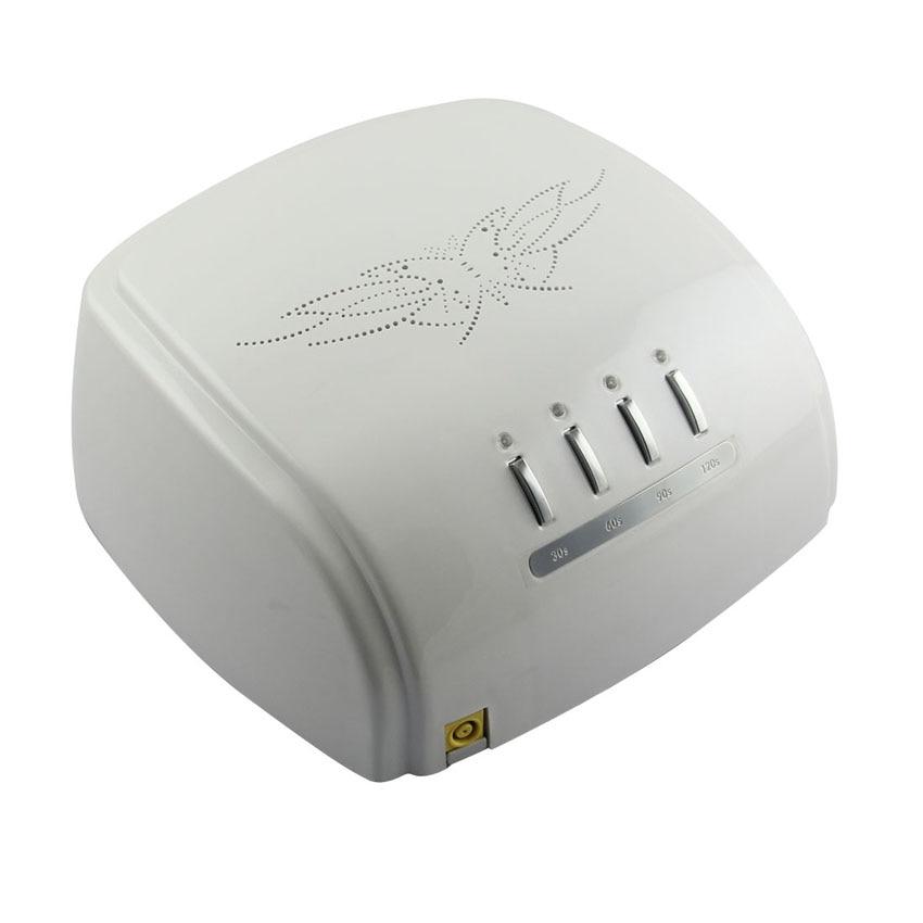 LKE 60W CCFL LED UV Lamp Fast Curing All Nail Gel Polish Machine with 4 Timer