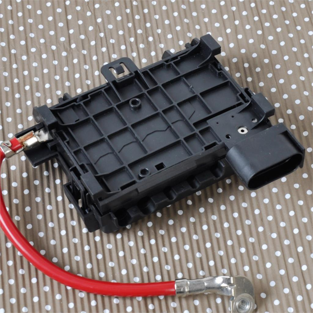 1J0937550A New Fuse Box Battery Terminal For VW Beetle Golf Golf – Location Of Fuse Box In Audi A3 2011