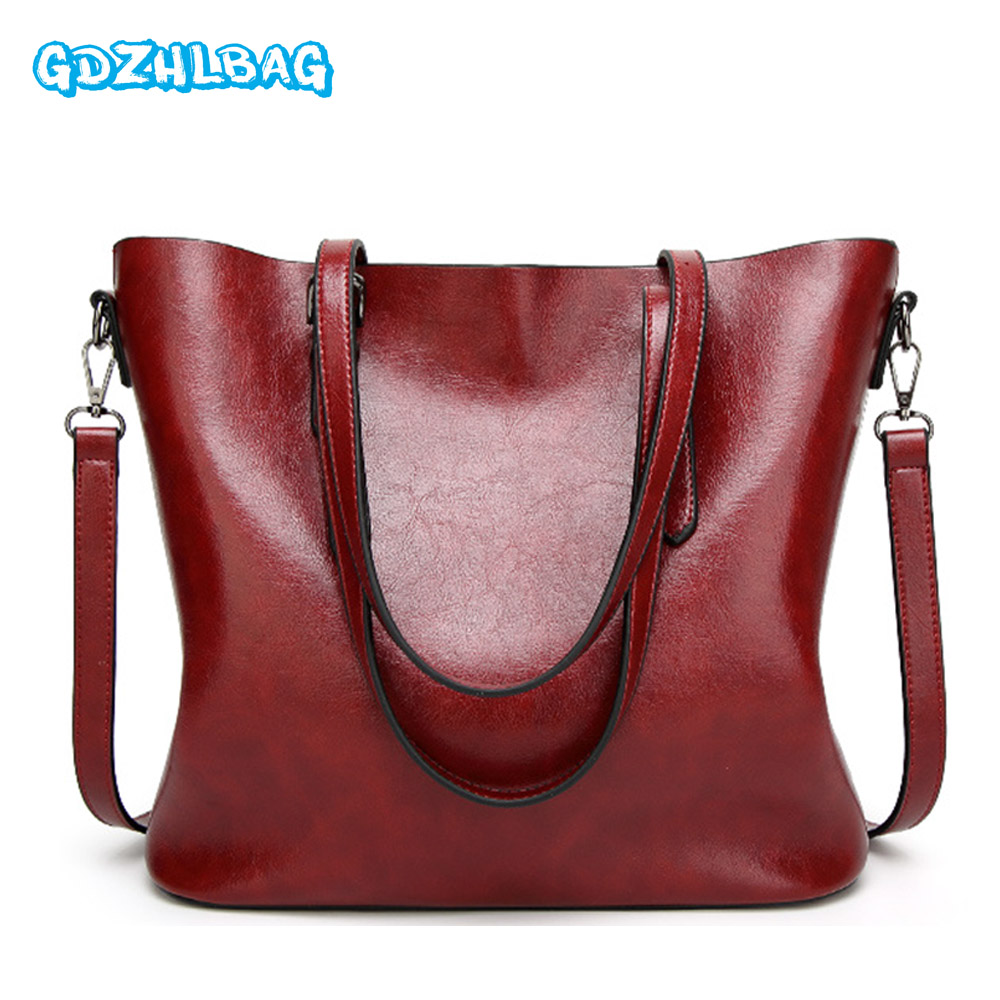 GDZHLBAG Offer Zipper 2017 Brand Shoulder Bag Large Women Ladies Travel Bags Luxury Designer Handbags Messenger B011