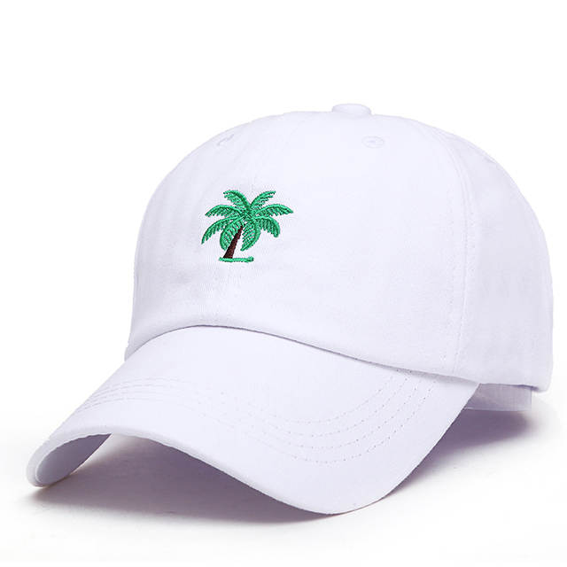 c0380fc0 VORON 2019 new Embroidery Palm Trees Curved Dad Hats Take A Trip Baseball  Cap Coconut Trees