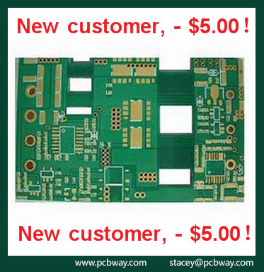 US $1 0 |High quality custom fr4 pcb keyboard pcb design breadboard  sizes-in Single-Sided PCB from Electronic Components & Supplies on  Aliexpress com