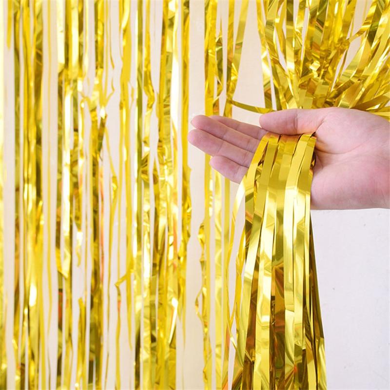 2 м девичник вечерние занавески День Рождения украшения стены Свадебные украшения день рождения украшения для взрослых