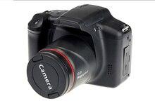 """Ücretsiz kargo 12MP DSLR ile benzer dijital kamera 2.8 """" TFT ekran ve 4x dijital kamera"""