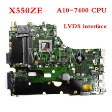 free shipping original Laptop motherboard K53SV MAIN BOARD REV 3.00 N12P-GV-B-A1 100% Tested Working