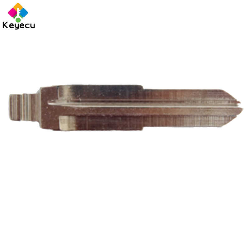 KEYECU 10 adet/grup KEYDIY Evrensel Uzaktan Kumanda Anahtarı Çevirme Bıçağı 120 #, HYN10 Hyundai, Ssangyong