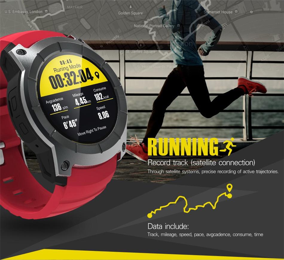 Makibes G05 GPS Smart Watch (5)