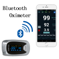 Jumper New Finger Pulse Oximeter Blood Oxygen Saturation Bluetooth Oximetro de dedo Monitor for Health Care