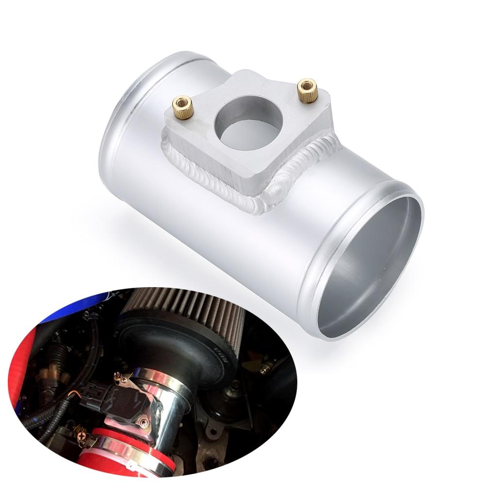 Adaptador de Sensor de flujo de aire R-EP, compatible con Honda ACCORD, Toyota, Mazda, Subaru, MAF, rendimiento, medidor de admisión de aire, tubo de montaje 63, 70, 76mm