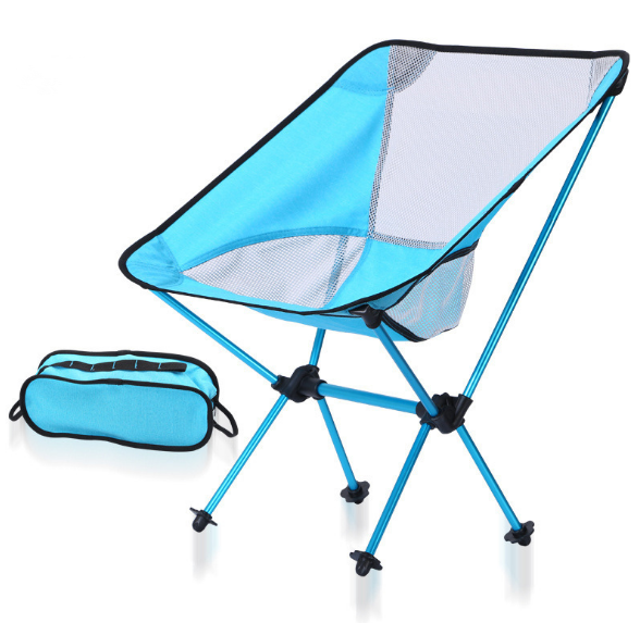 New Fashion Camping Folding Chair Outdoor Ultra Light Portable Chair Creative Personality Aviation Aluminum Fishing Chair Q364New Fashion Camping Folding Chair Outdoor Ultra Light Portable Chair Creative Personality Aviation Aluminum Fishing Chair Q364