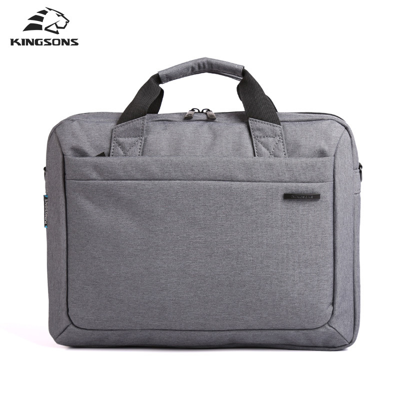Kingsons Brand Waterproof 12.1,13.3,14.1,15.6 inch Notebook Computer Laptop Bag for Men Women Briefcase Shoulder Messenger Bag kingsons brand waterproof men women laptop backpack 15 6 inch notebook computer bag korean style school backpacks for boys girl