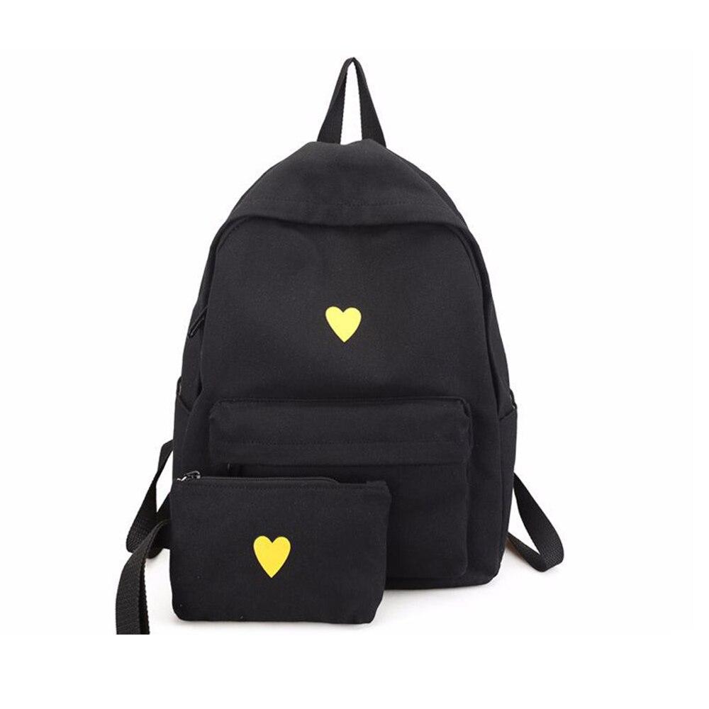 Heart Wood Shapes Texture Multifunctional Bundle Backpack Shoulder Bag For Men And Women
