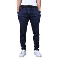 Yeni Moda Erkek Joggers Harem Sweatpants Erkekler Için Rahat Ince Pantolon Sarouel Erkek Eşofman Altları Pantolon Giyim
