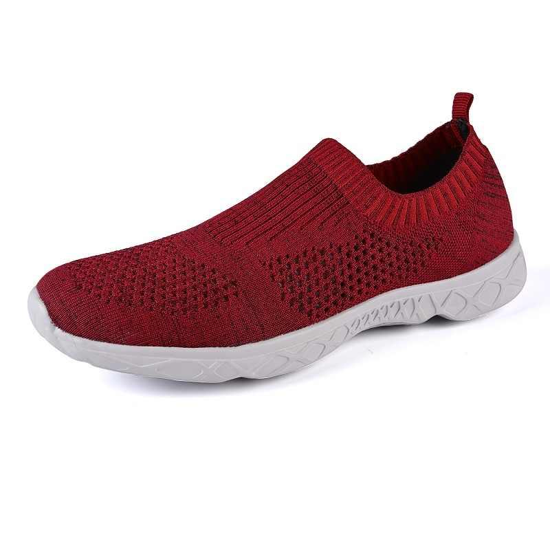 ... LEMAI Unisex Men s Running Shoes Women Light Weight Sport Sneakers Shoes  for Men Walking Shoes ... a98821c6035