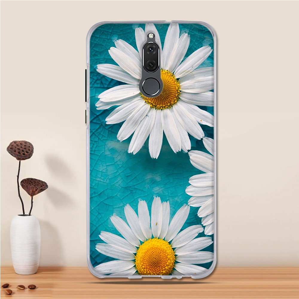 3D Vivid Color Painting Cases For Huawei Mate 10 Lite Nova 2I Honor 9I