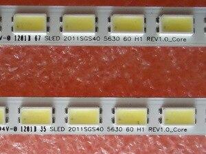 Image 5 - 10 أجزاء/وحدة LED شريط إضاءة خلفي لشارب LC 40LE511 40BL702B LE4050b LE4052A LE4050 LE4052 LJ64 03567A LJ64 03029A LTA400HM08