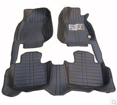 Customize Special Car Floor Mats For Right Hand Drive Jeep Renegade 2017